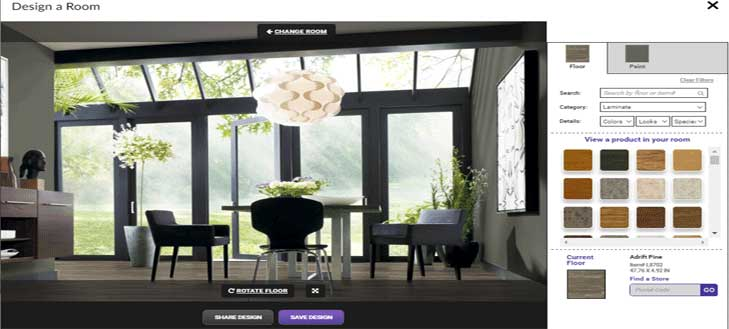 Astounding Virtual Room Designer Best Free Tools From Flooring Suppliers Largest Home Design Picture Inspirations Pitcheantrous