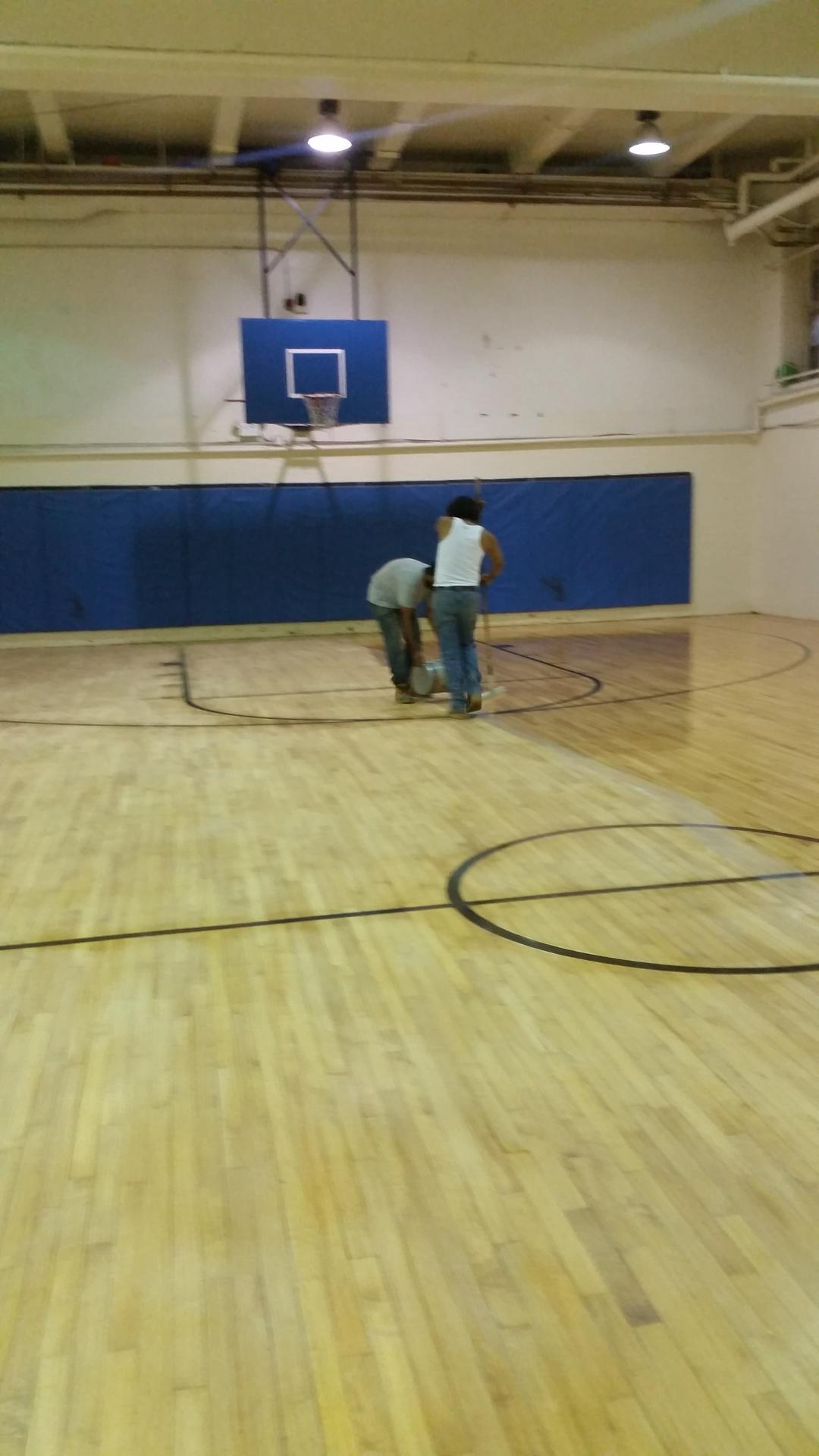 basketball-court-installation