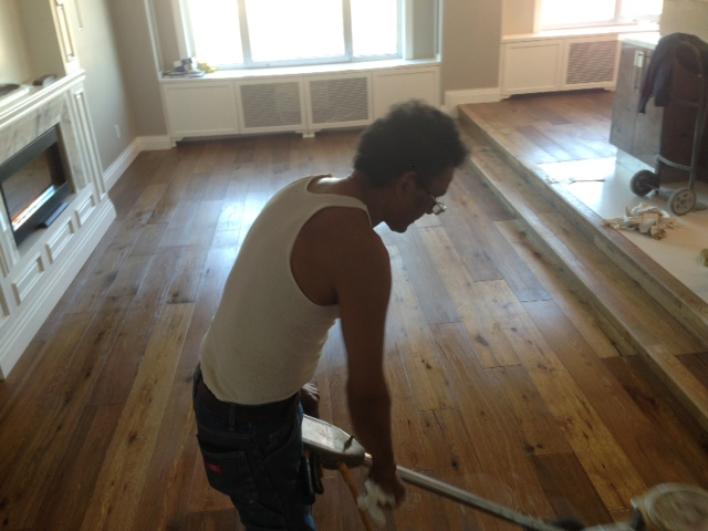 wood-floor-buffing