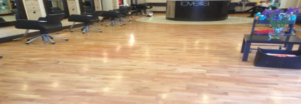 Lovella Salon Hardwood Floor ⋆ Hardwood Flooring By Gemini