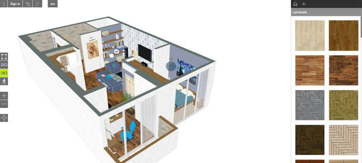 RoomToDo Virtual Design Tool