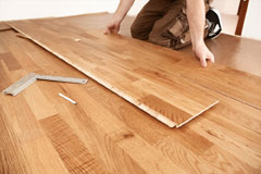 install wood floor