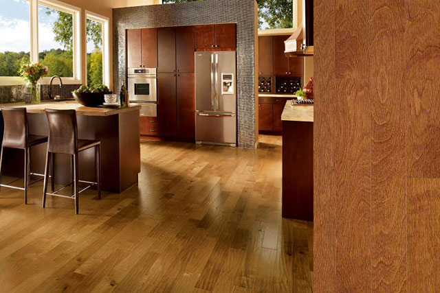 Birch Wood Floor Hardwood Flooring By Gemini