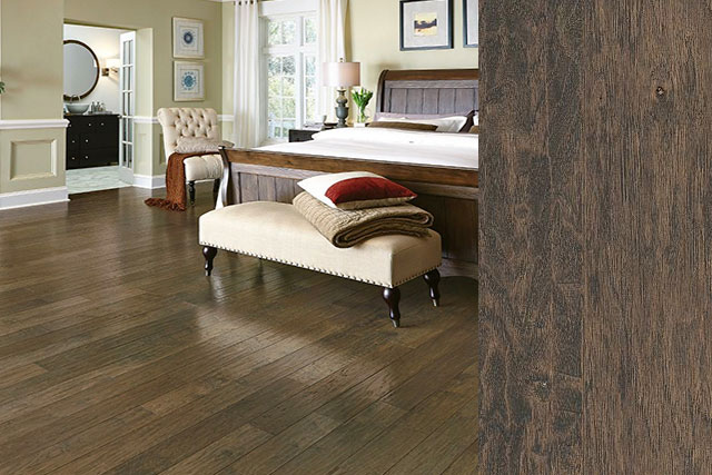 hickory wood floors