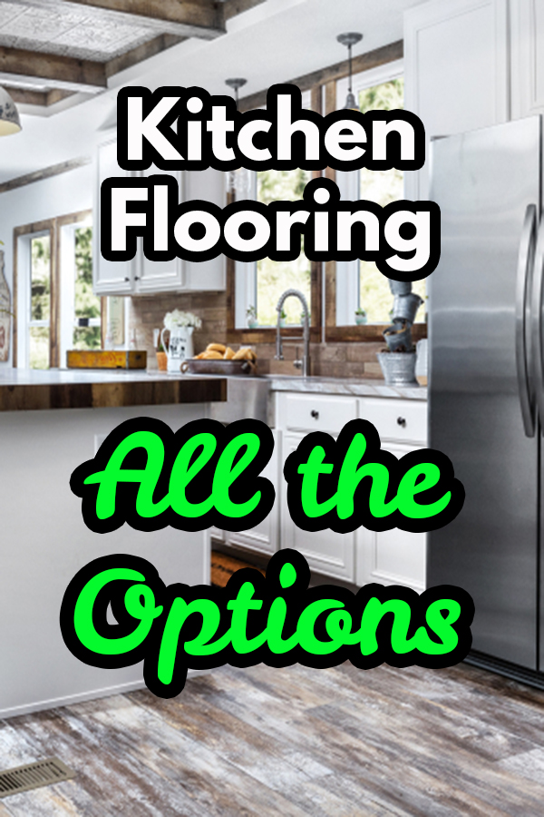 kitchen flooring all the options