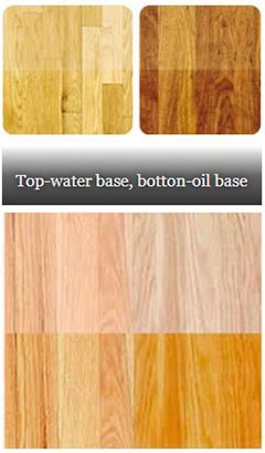 Types Of Polyurethane Finishes Water Based Oil Modified