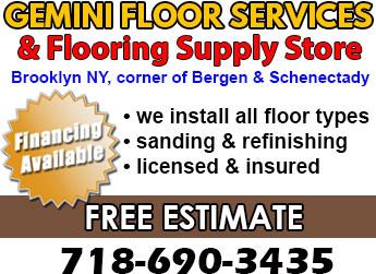 Hardwood Flooring by Gemini